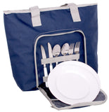 WillLand Outdoors 2-person Picnic Set