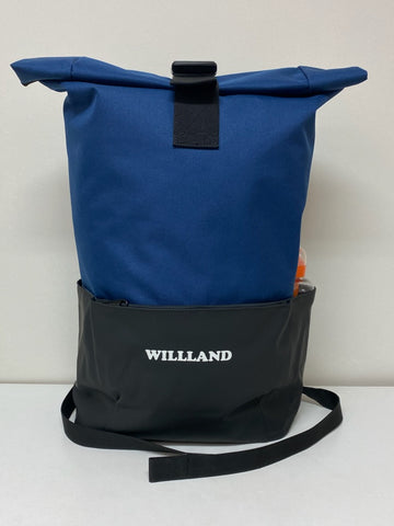 Hold All Backpack - Navy