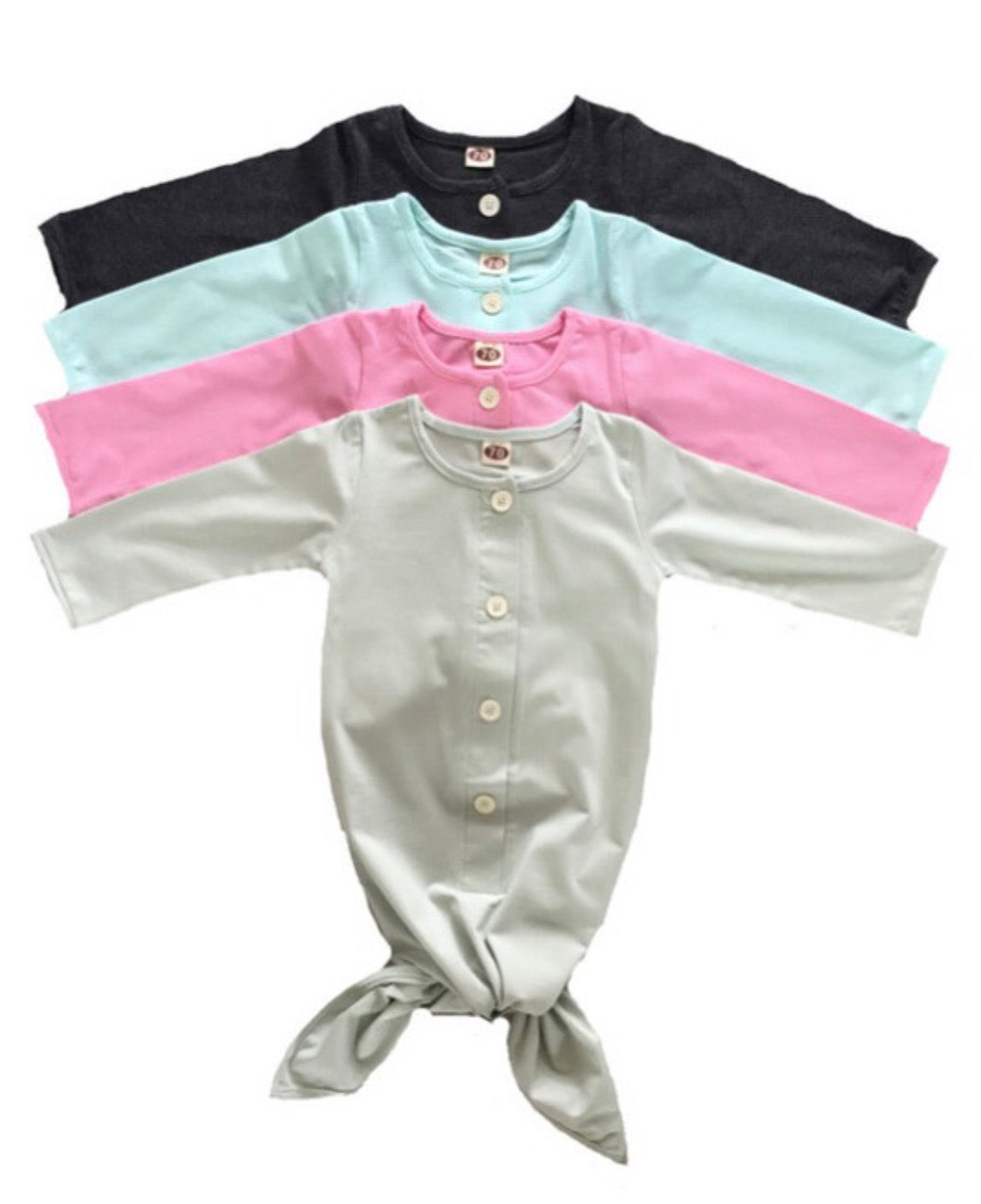 Infant sleeper gown