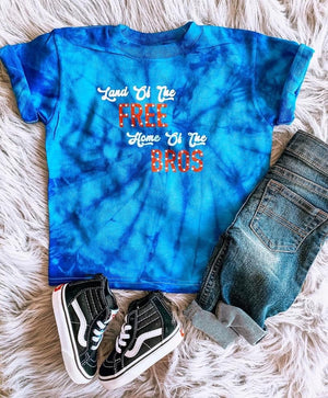 Freedom Bro Tee - KIDS - Arrows, Bows & Lil Toes