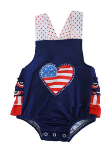 USA baby - Arrows, Bows & Lil Toes