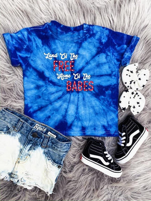 Freedom Babe Tee - KIDS - Arrows, Bows & Lil Toes