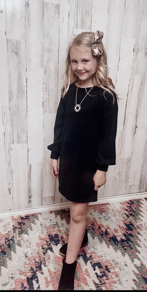 Girls Jessie Sweater Dress