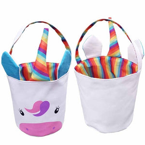 Unicorn Easter Bag - Arrows, Bows & Lil Toes