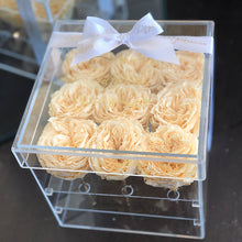 ETERNAL ROSES IN CRYSTAL ACRYLIC BOX - 9