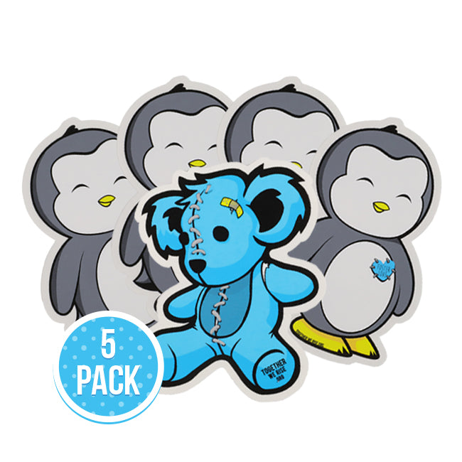Penguin Sticker Pack | Together We Rise