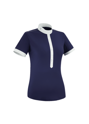 HORSE PILOT AEROLIGHT SHORT SLEEVE NAVY