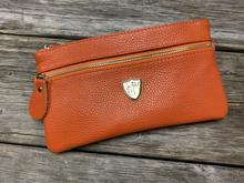 BLACK KNIGHT WRISTLET - GRAND PRIX - ORANGE