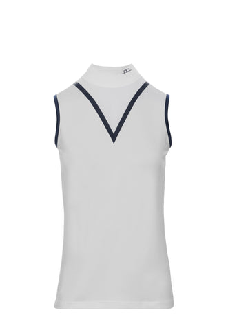 ALESSANDRO ALBANESE MINA SLEEVELESS TECH TOP