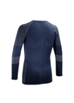 HORSE PILOT MEN OPTIMAX TSHIRT - NAVY