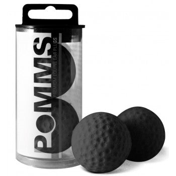 POMMS EARPLUGS PREMIUM (PACK OF 2)