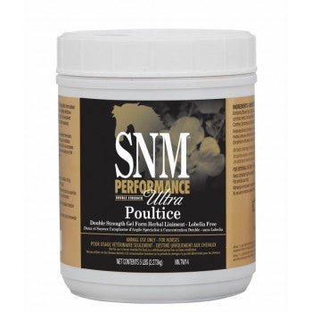 SORE NO MORE PERFORMANCE ULTRA POULTICE, 5 LB