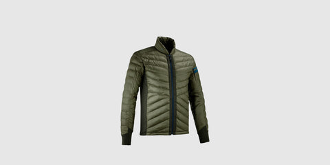 HORSE PILOT MEN SOFTLIGHT JACKET - KAKI