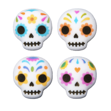 S5A DAY OF THE DEAD SKULL CRUNCH CUP