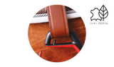 FREEJUMP CLASSIC WIDE STIRRUPS LEATHER