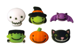 S5A FRIGHTFUL FRIENDS CRUNCH CUPS