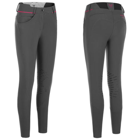 HORSE PILOT X-DESIGN BREECHES - GREY
