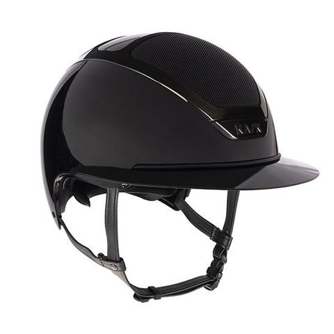 KASK STAR LADY PURE SHINE CHROME BLACK