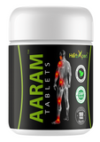 Aaram Tablet, Joint Pain, Arthritis, Osteo Arthritis, Rheumatoid Arthritis, Backpain, Body Ache, Simla Pharmacy, Herbxpert, Herbal Medicine, Unani, Herbal Remedy