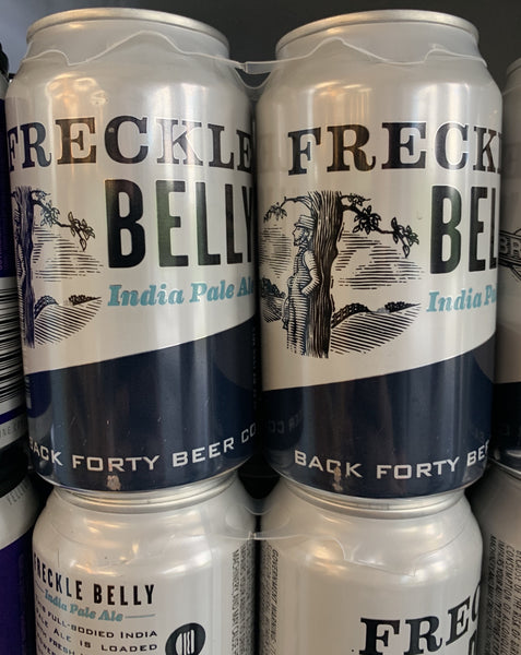 Back Forty Freckle Belly IPA