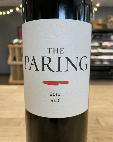 The Paring Red Blend