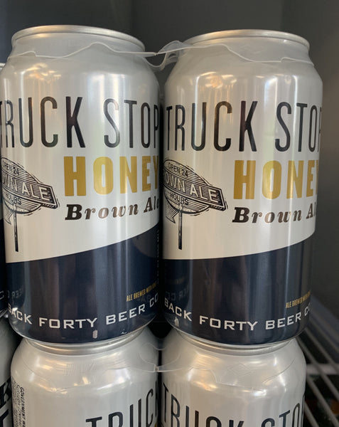 Back Forty Truck Stop Honey