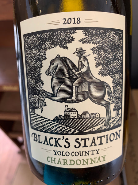 Black's Station Chardonnay
