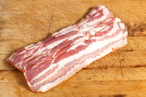 2 pounds- Hickory Smoked Bacon