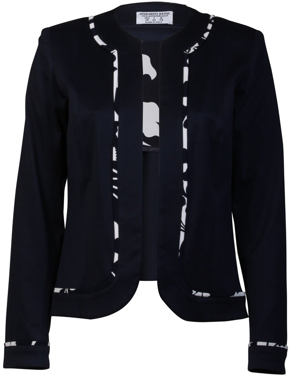 Elite Navy-Blue Jacket