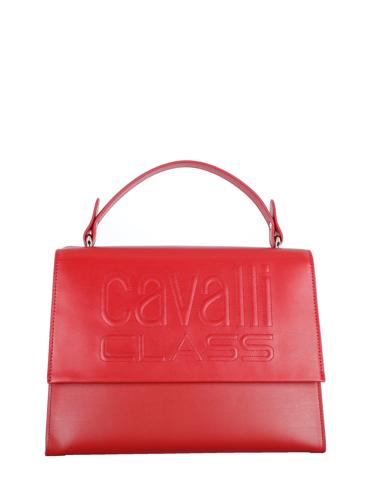 Cherry Red Shoulder Bag
