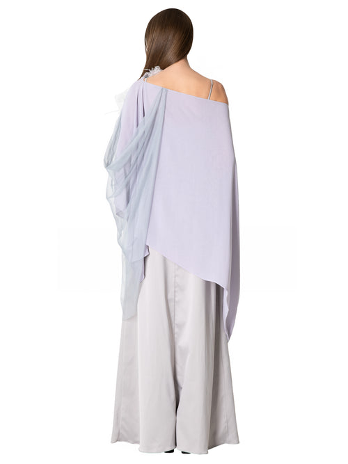 Violet Feather Tunic