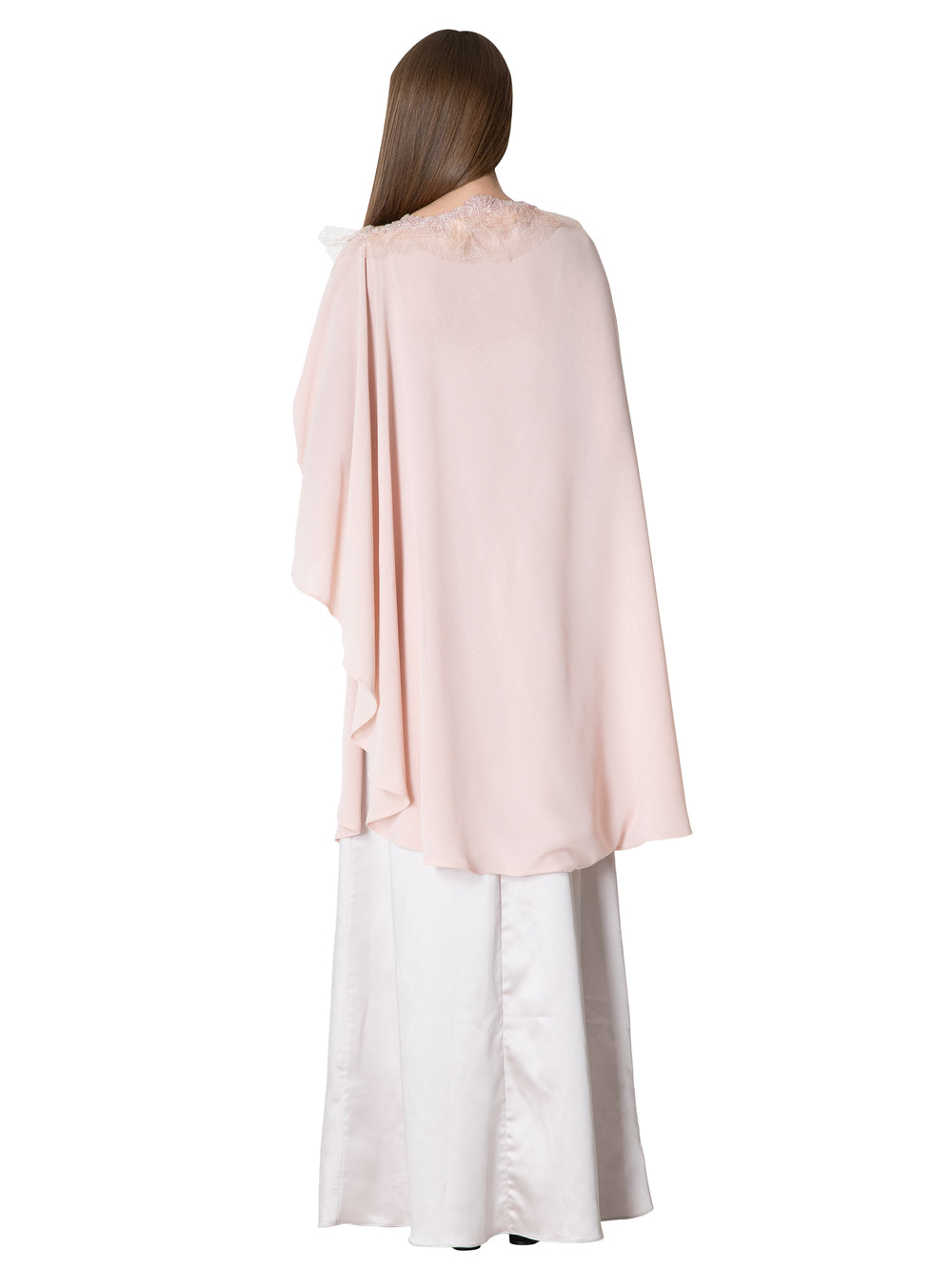 Pink Feather Tunic
