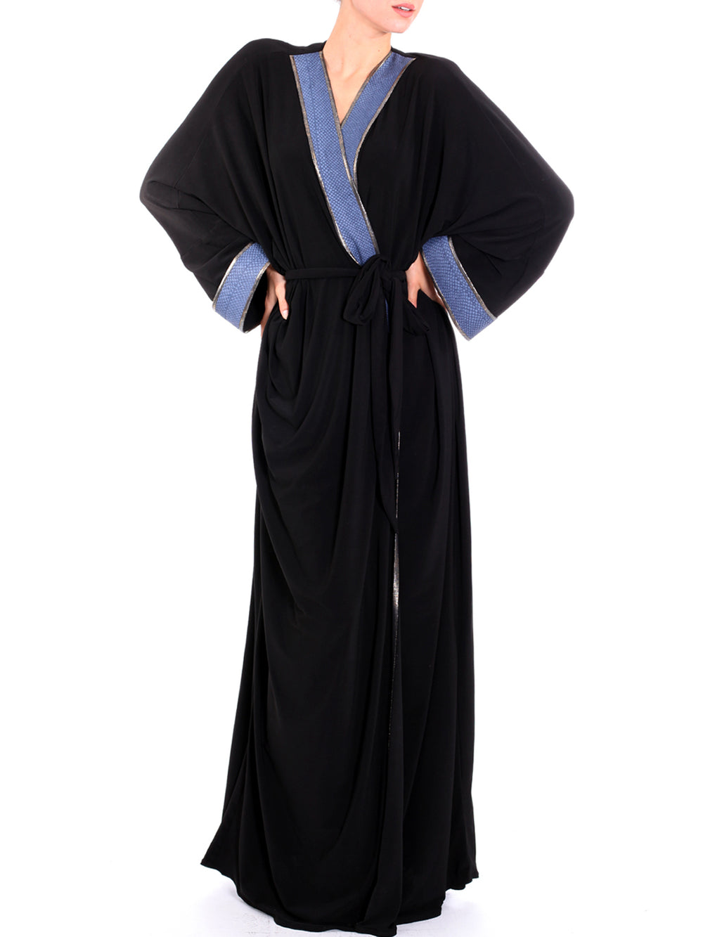 Navy Skin Bisht, QUEEN OF SPADES BY LAMYA ABEDIN - elilhaam.com