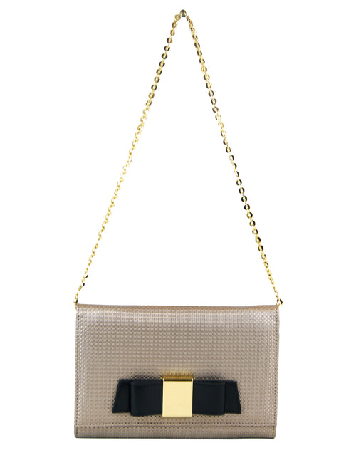Blair Clutch Metallic, IVANKA TRUMP - elilhaam.com