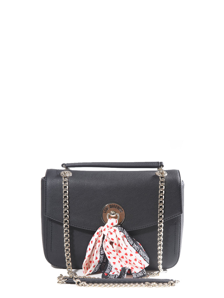 Borsa Grain Pebble, LOVE MOSCHINO - elilhaam.com
