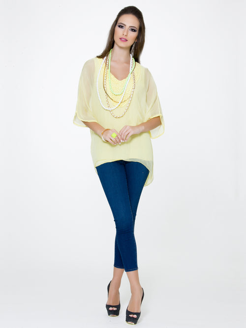 Yellow Top, CJF - elilhaam.com