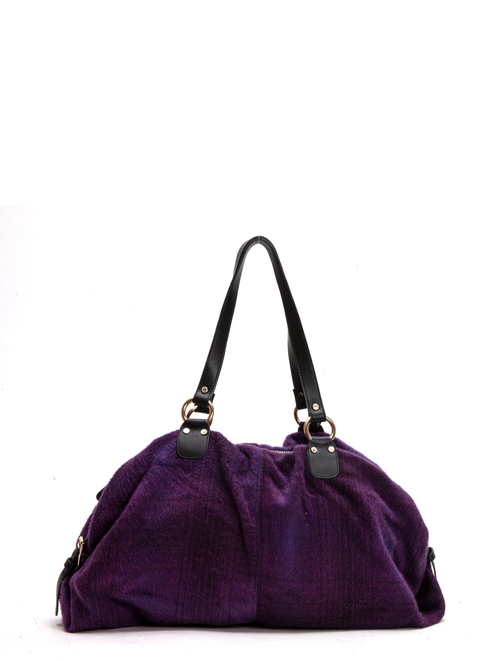 Atos Purple Shoulder Bag