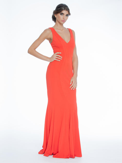 Ronnie Gown, ZAC ZAC POSEN - elilhaam.com