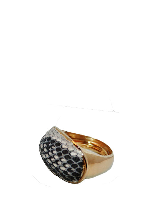 Exotic Dome Ring Natural, TED ROSSI - elilhaam.com