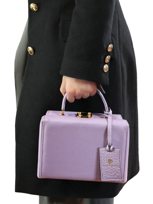 Violet Box Mini Bag
