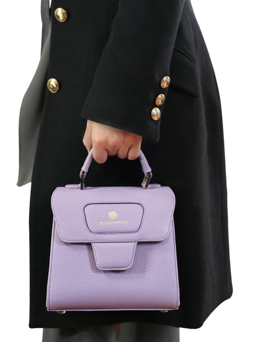 Violet Grace Mini Bag