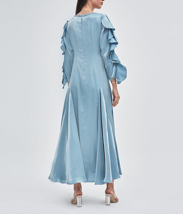 Blue Silsila Dress