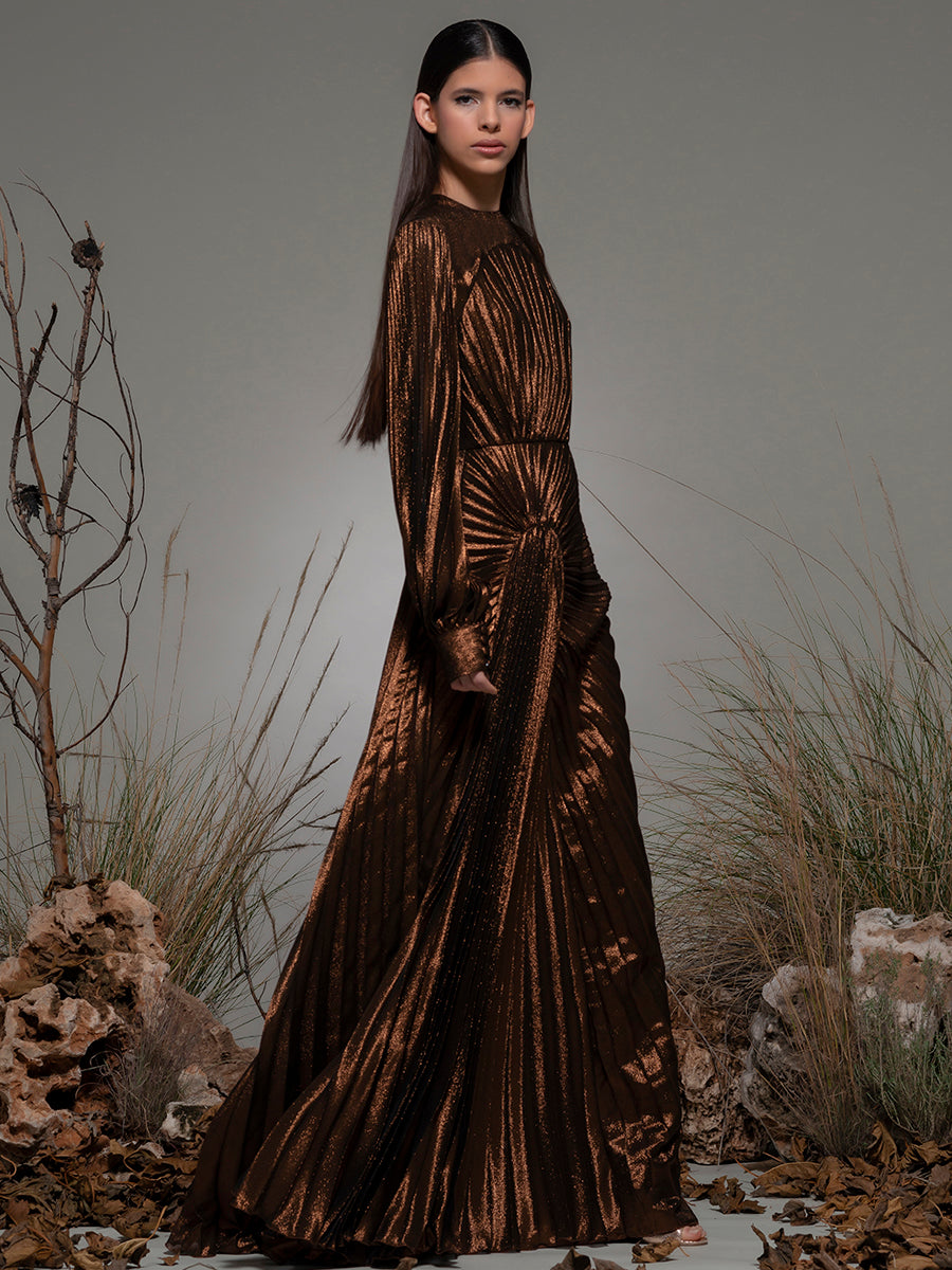 Bagnasco Model Gown