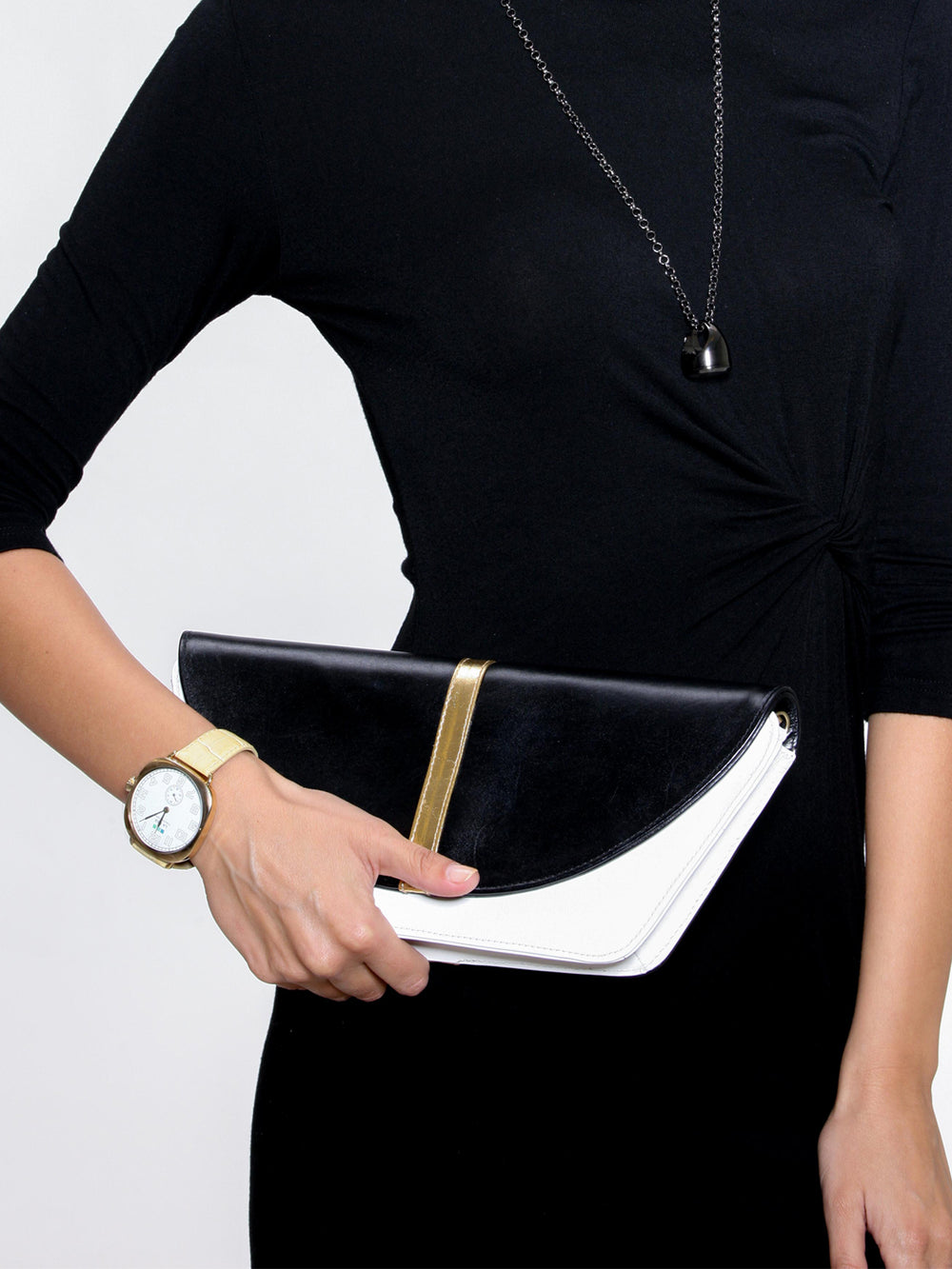 Euphoria In Domino Clutch, FENA - elilhaam.com