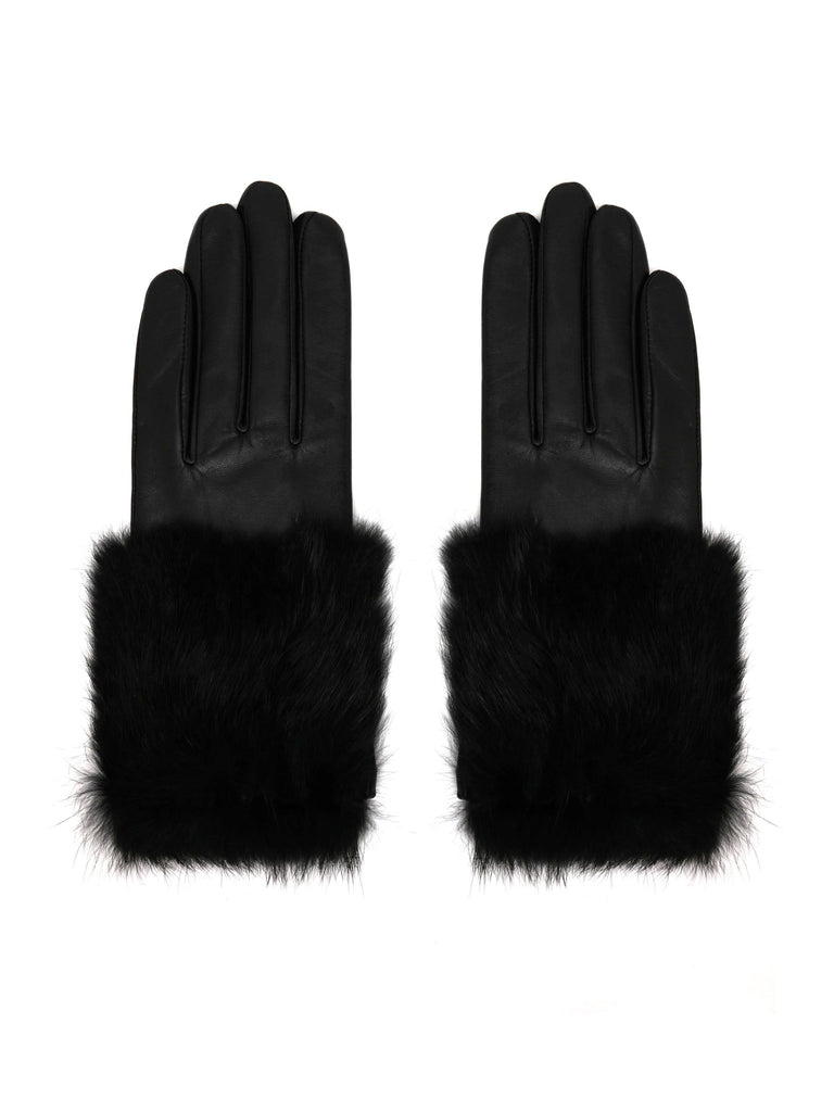 Woman Leather Gloves