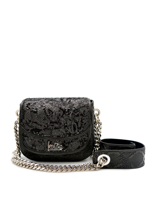 Dafne Sequin Bag, LEPLAS - elilhaam.com