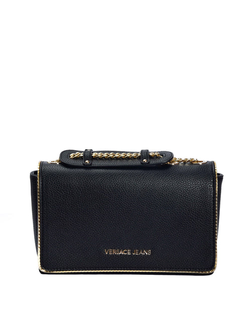 Black Shoulder Chain Bag