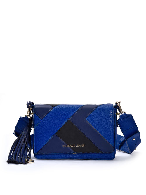 Prussian Blue Cross body Bag