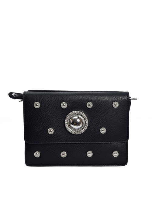 Mini Black Shoulder Bag