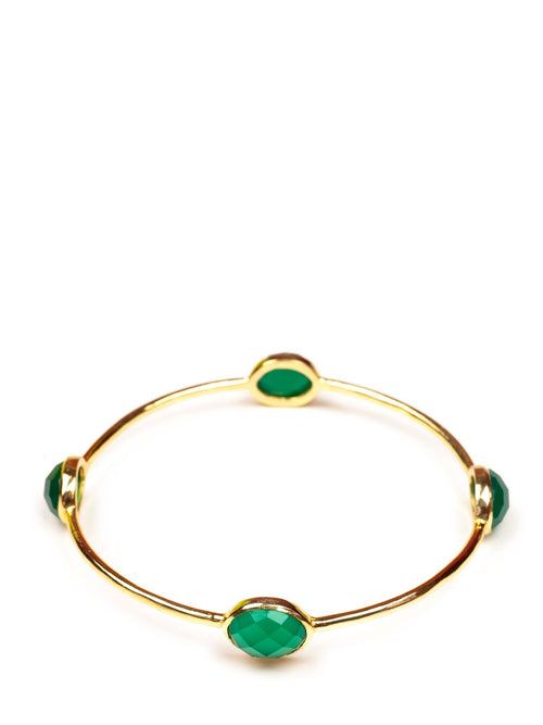 Accessories,Designers - Bangle In Turquoise